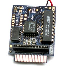 Sega Saturn mod chip modchip
