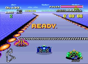 F-Zero SNES Screenshot